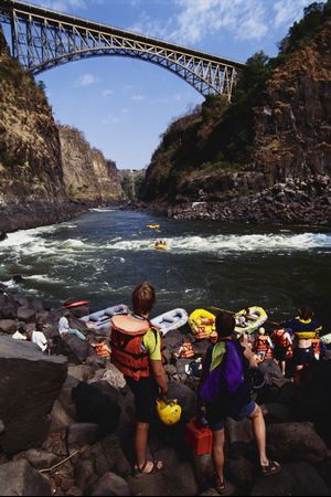 Everything to Pack for a Rafting Trip