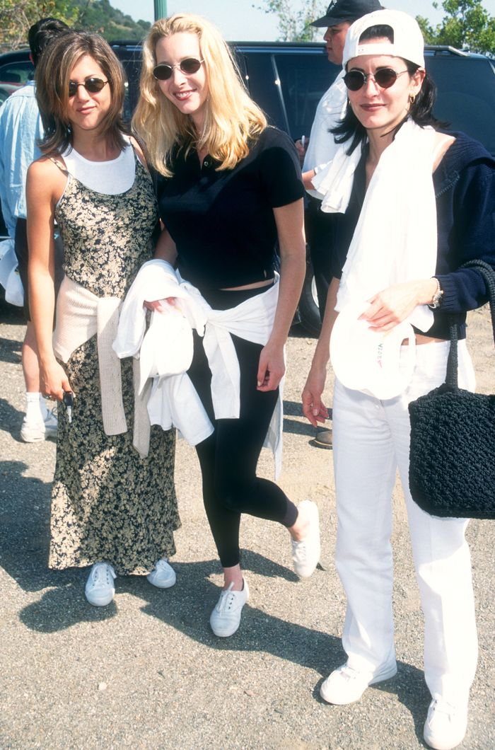 Jennifer Aniston 90s style: