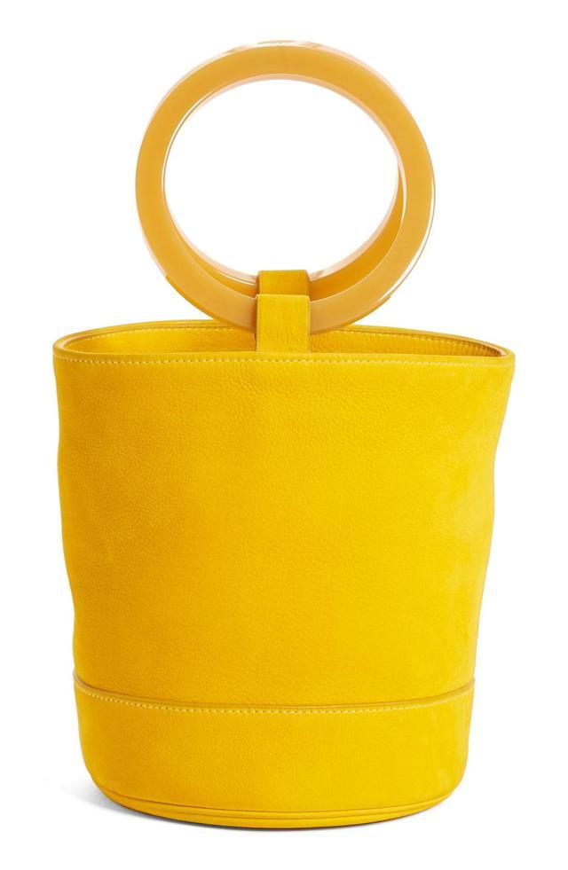 Bonsai Nubuck Bucket Bag -