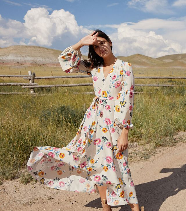Christy Dawn The Bergen Dress in Desert Floral