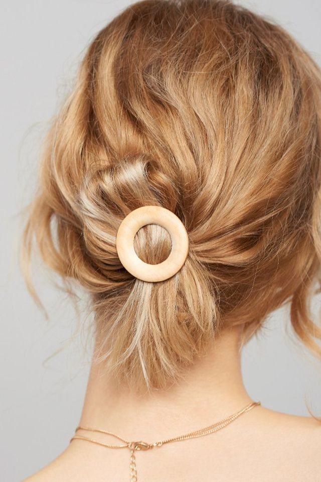 Storets Pine O-Ring Hair Tie