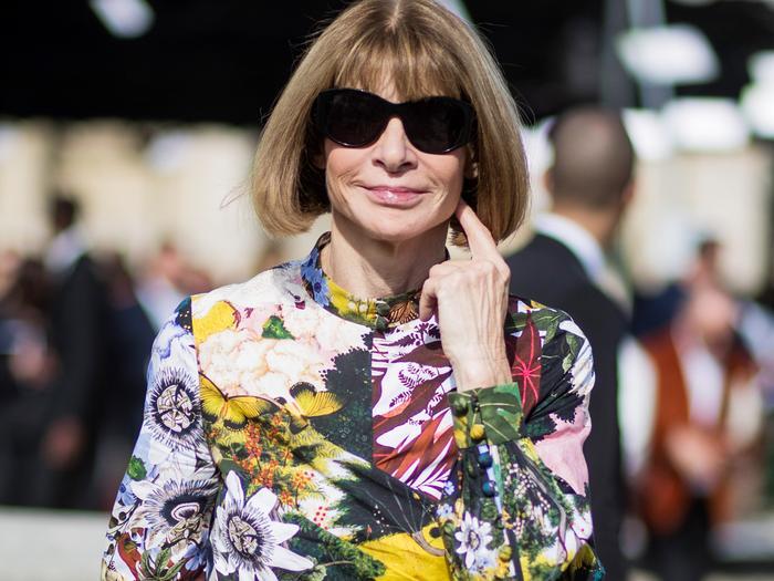 Anna Wintour Leaving Vogue Rumors