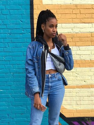 The Current Trends Our Readers Are Wearing With Jeans