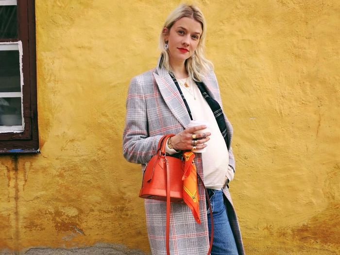 shop the best fall maternity jeans here