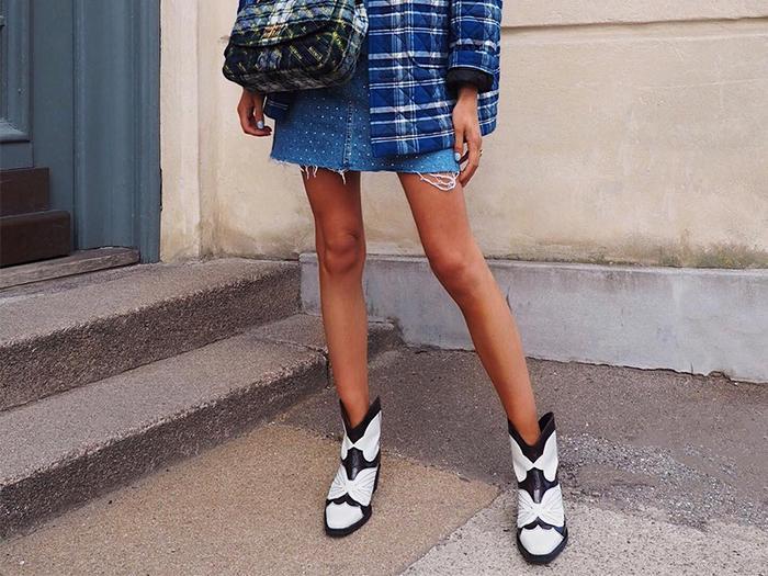 Fall shoe trends net-a-porter