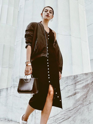 Found: Little Black Dresses You Can Wear In (and Out) of the Office