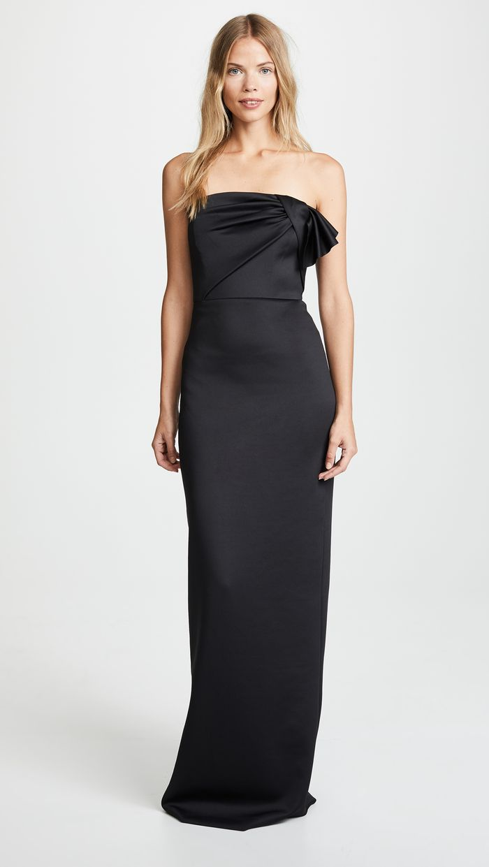 Ladies dress code for black tie events