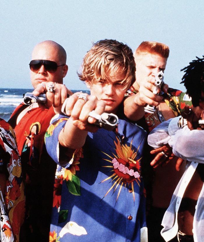 Leonardo di Caprio Romeo and Juliet shirt trend: