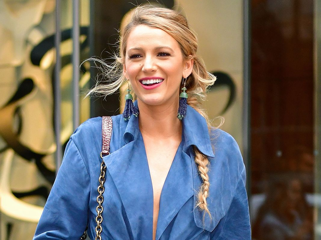 blake lively had the funniest instagram exchange with a spice girl