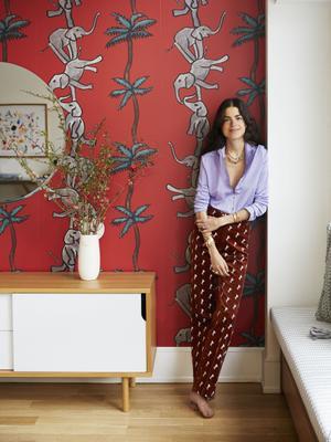 Inside Leandra Medine's Eclectic Manhattan Loft (The Nursery Is Adorable)