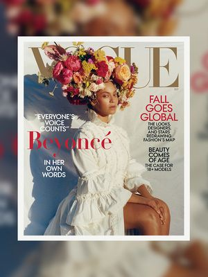 "The Inspiring Reason Beyoncé ""Stripped Down"" for Vogue's September Cover"