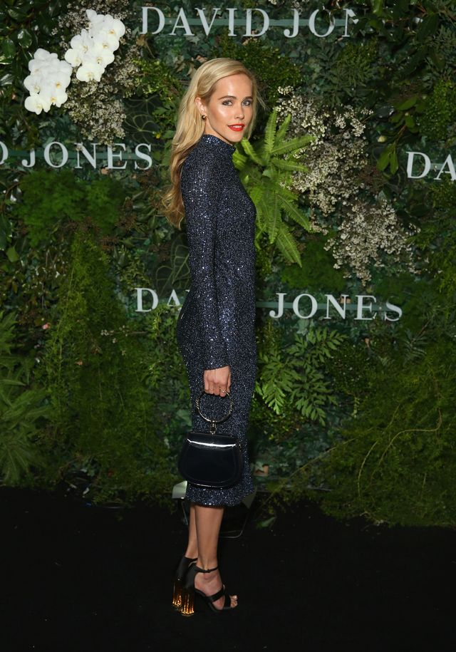 WHO: Isabel Lucas