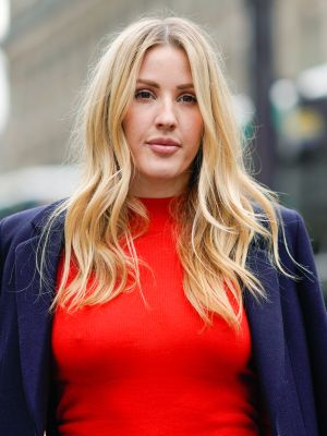 Ellie Golding Just Debuted Her Engagement Ring With the Sweetest Message