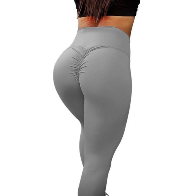 House of Peach Scrunch Bum leggings