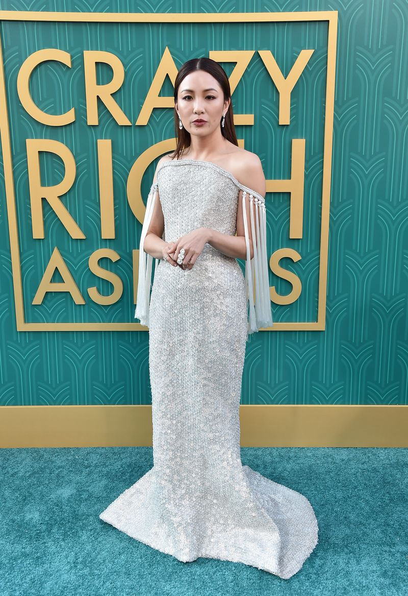 The Surprisingly Flattering Red Carpet Trend Everyone Is Wearing