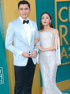 The One Red Carpet Trend Everyone Wore to the Crazy Rich Asians Premiere