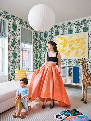 Nell Diamond's West Village Townhouse Is as Sophisticated as Her Décor Brand