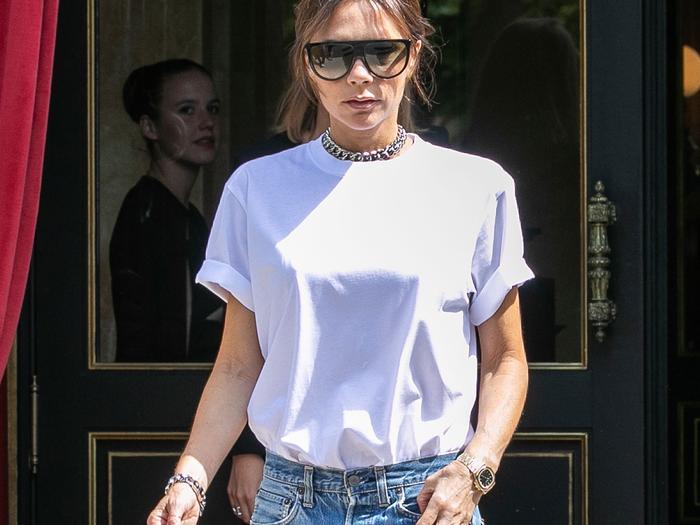 Celebrities in Heels and Jeans