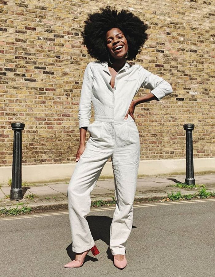 Charles & Keith: Freddie Harrel in heels