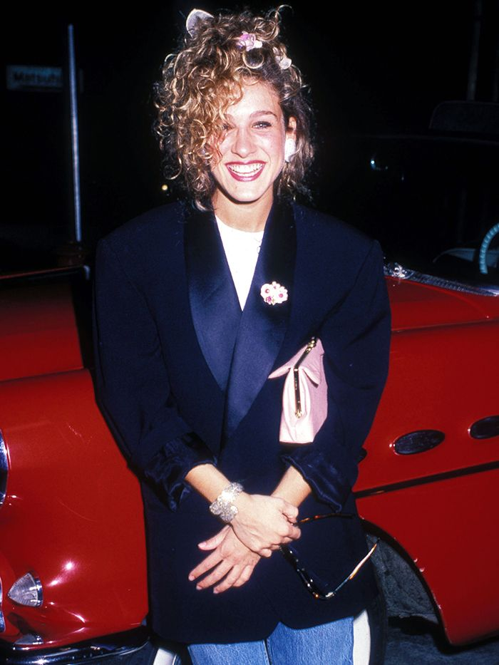 Eighties Fashion Trends: Shoulder Pads
