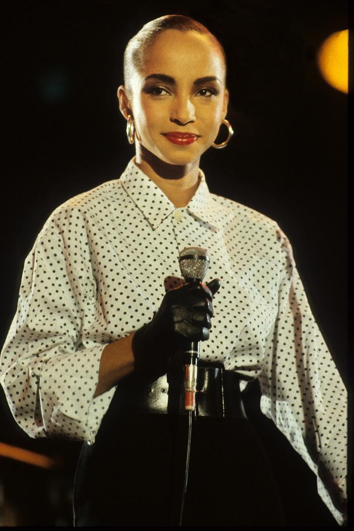 Eighties Fashion Trends: Polka Dots