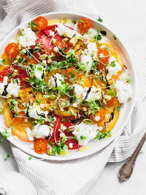 5 Late-Summer Tomato Recipes to Make Before the Season Is Officially Over