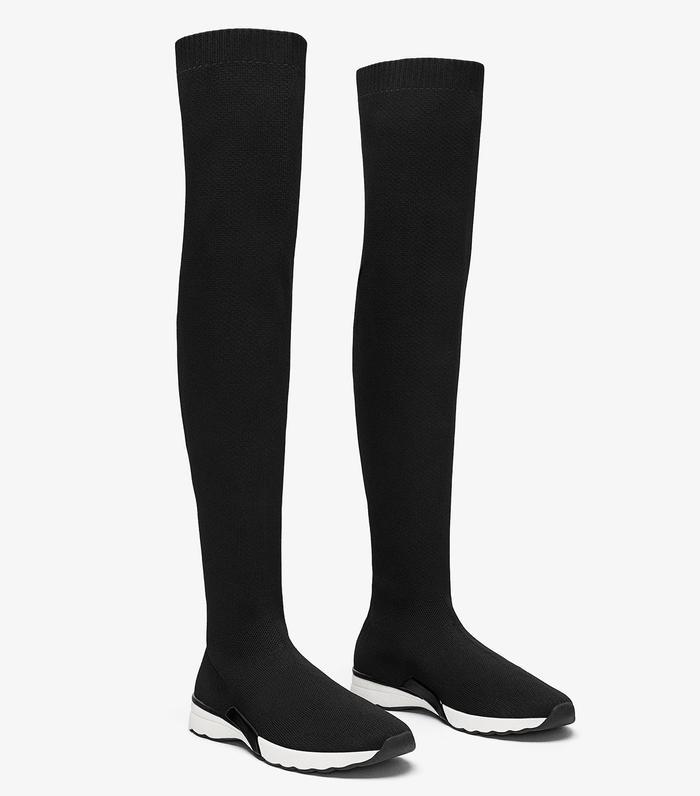 Zara Is Selling Over-the-Knee Sneakers