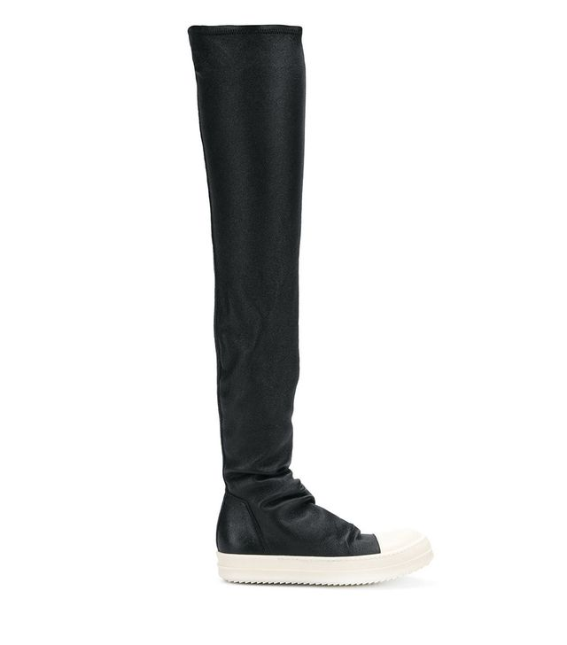 Rick Owens Knee-Length Sneakers