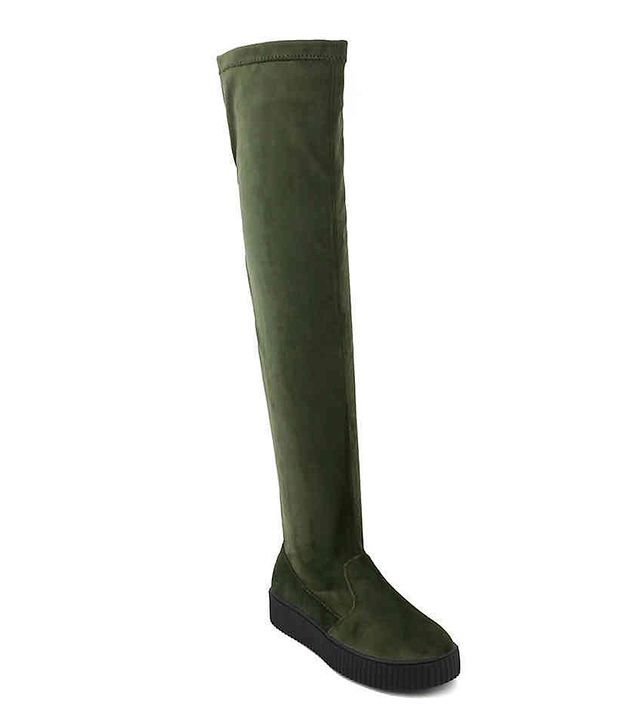 Olivia Miller Lynbrook Over the Knee Boots