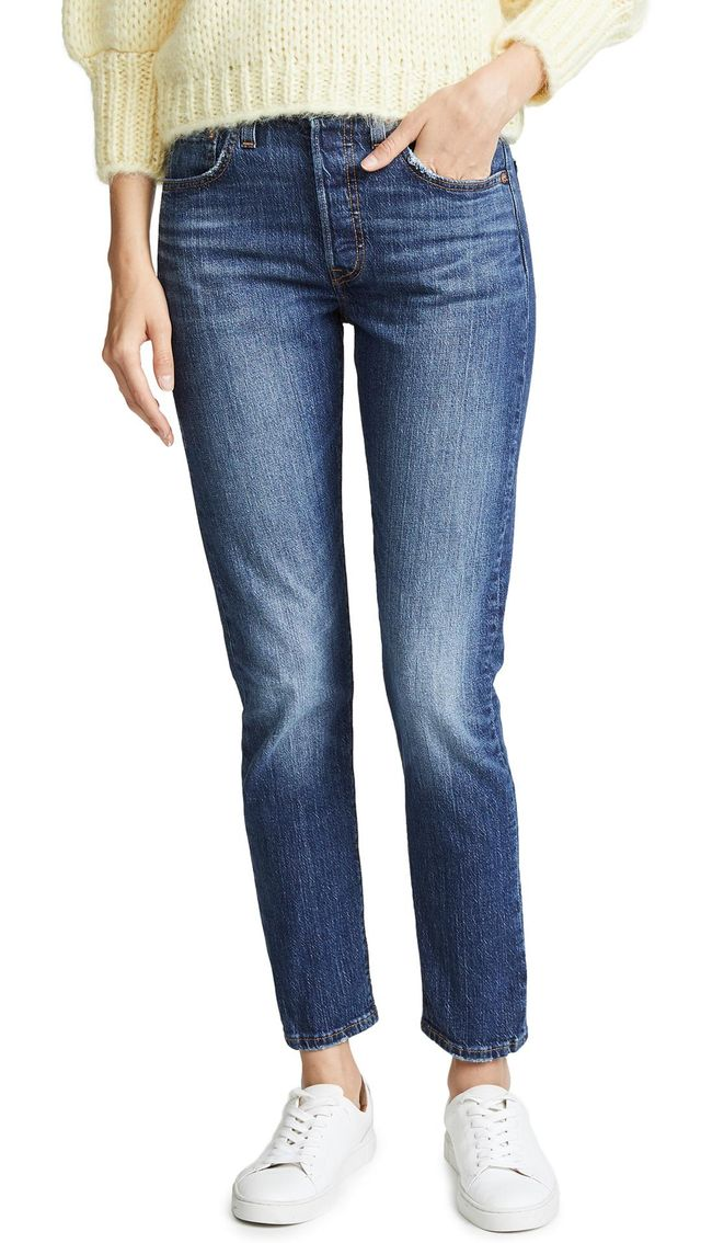 501 Skinny Stretch Jeans