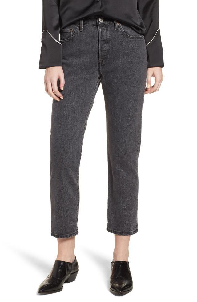 Women's Levi's 501(TM) Crop Skinny Jeans