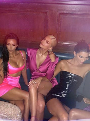 The Entire Kardashian-Jenner Clan Turned 21 at Kylie's Birthday Party