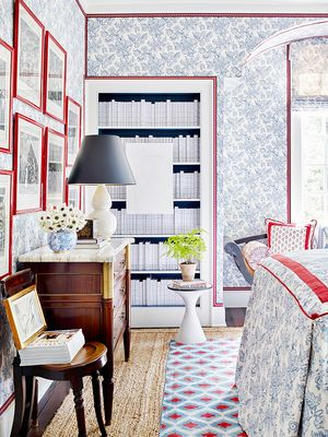 How a Nashville Interior Designer Decorates With Effortless Southern Charm
