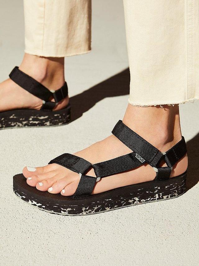 Midform Universal Glow Teva Sandal at Free People