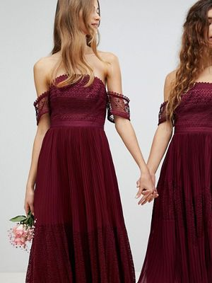 33 Burgundy Bridesmaid Dresses Perfect for Any Wedding