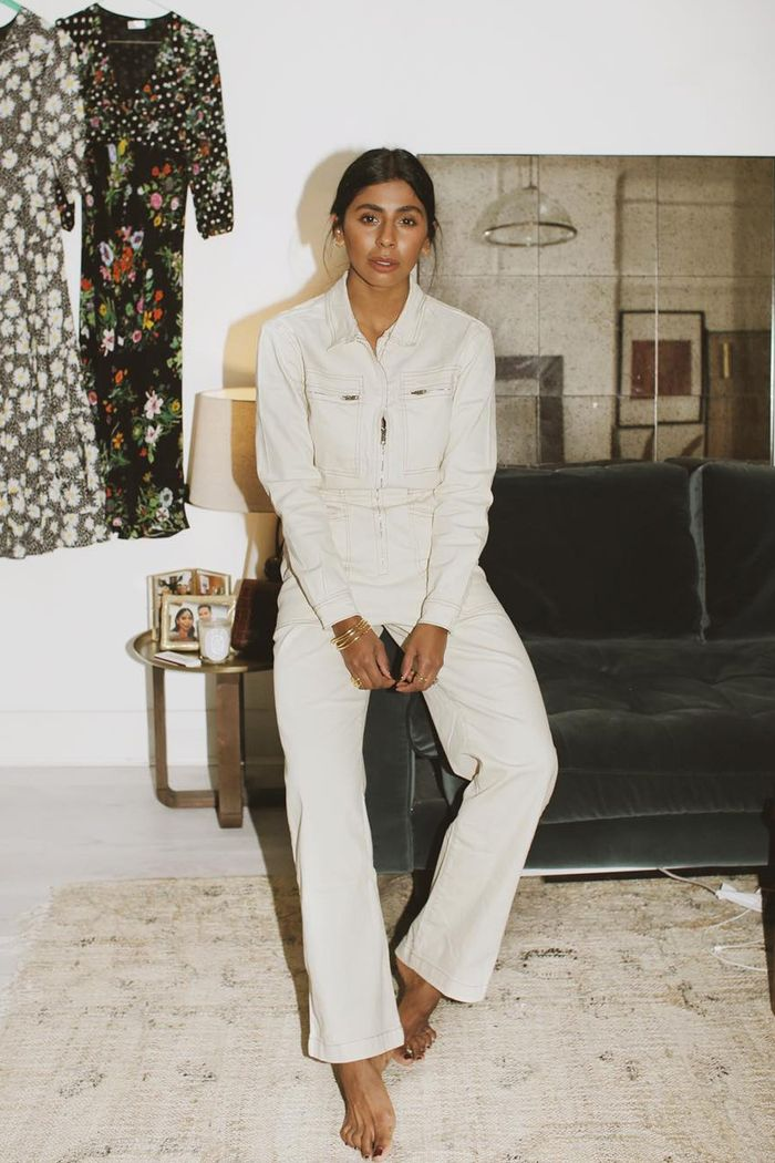 Boilersuit fashion trend: Monikh Dale