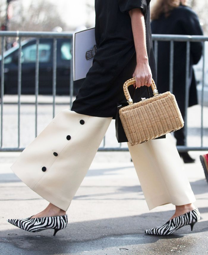 Best zebra print pieces: Zebra shoes
