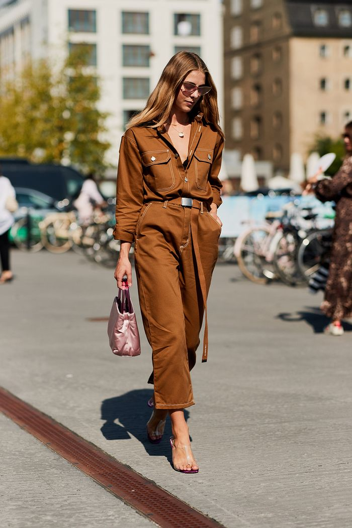 Autumn shopping list: boilersuit