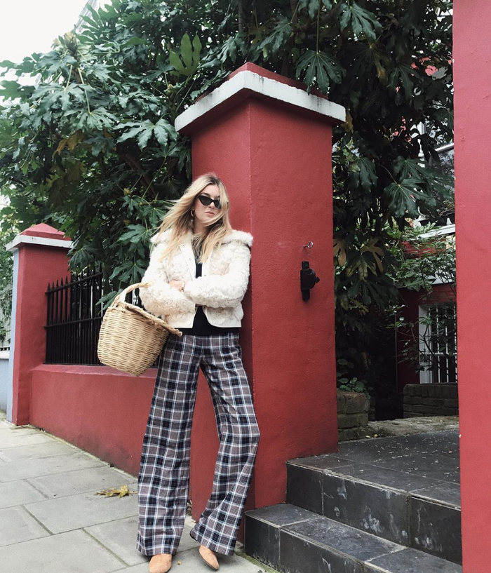 Fall trouser outfits