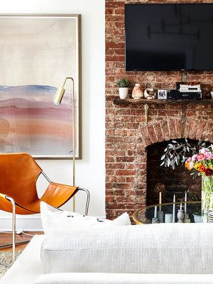 Here's How a Fashion Editor Gave Her Generic Brooklyn Rental a Major Upgrade