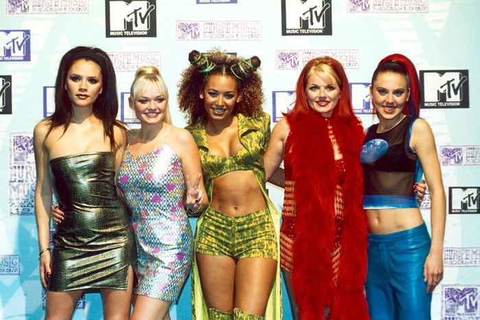 best Halloween group costumes: Spice Girls