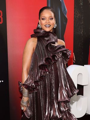 Rihanna's VMAs Performance Outfits Involve the Prettiest Lingerie Trends