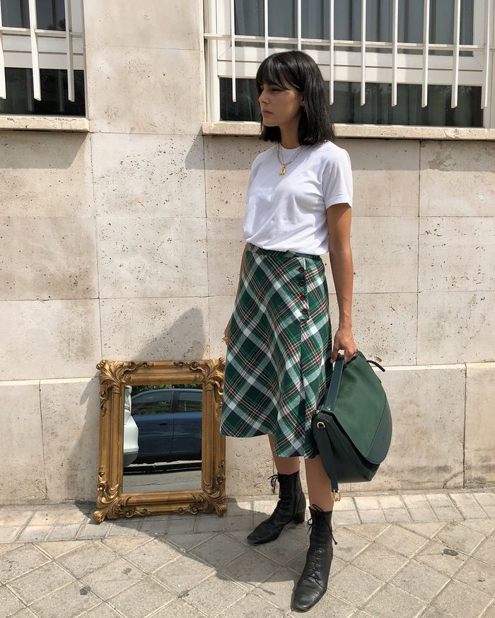 7 Ways to Wear Skirts With Boots in