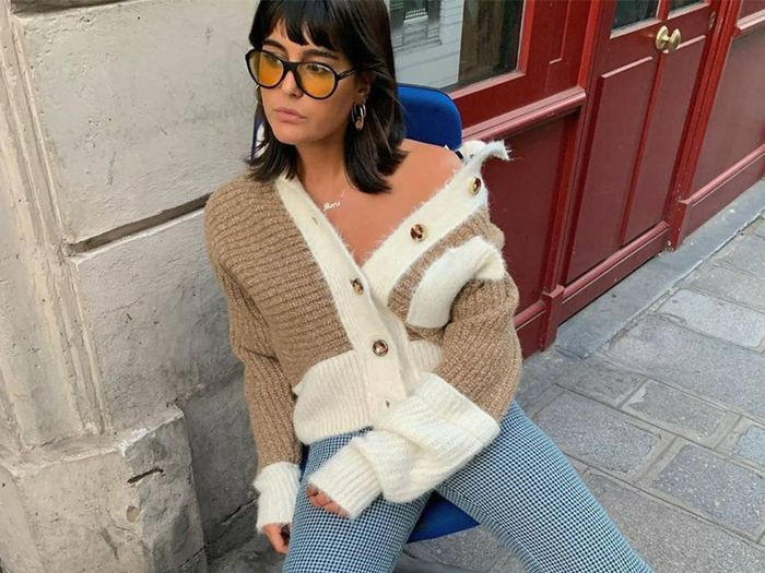 The Cozy Grandma Trend Every Fashion Girl Will Be Wearing This Fall