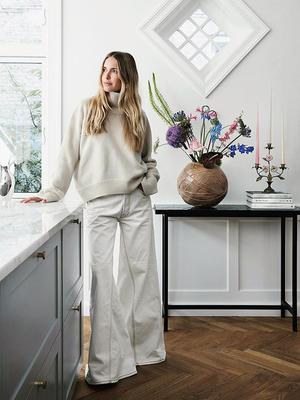 This Danish Stylist's Copenhagen Home Is Every Fashion Girl's Dream