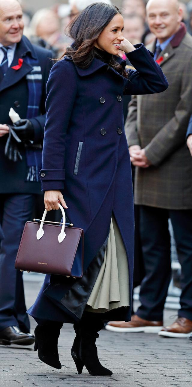 Meghan Markle's Go-To Bag Brand