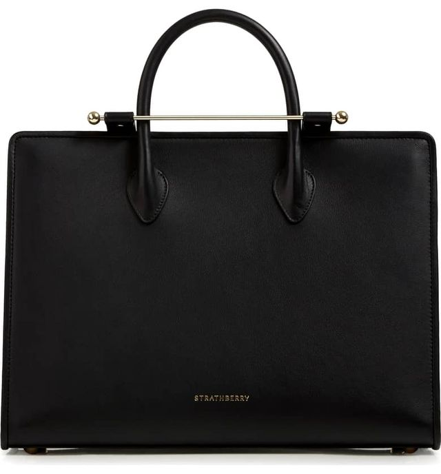 Strathberry Large Leather Tote