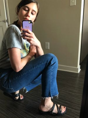 My Boss Made Me Wear Wedge-Heel Crocs, and I Actually Didn't Hate It