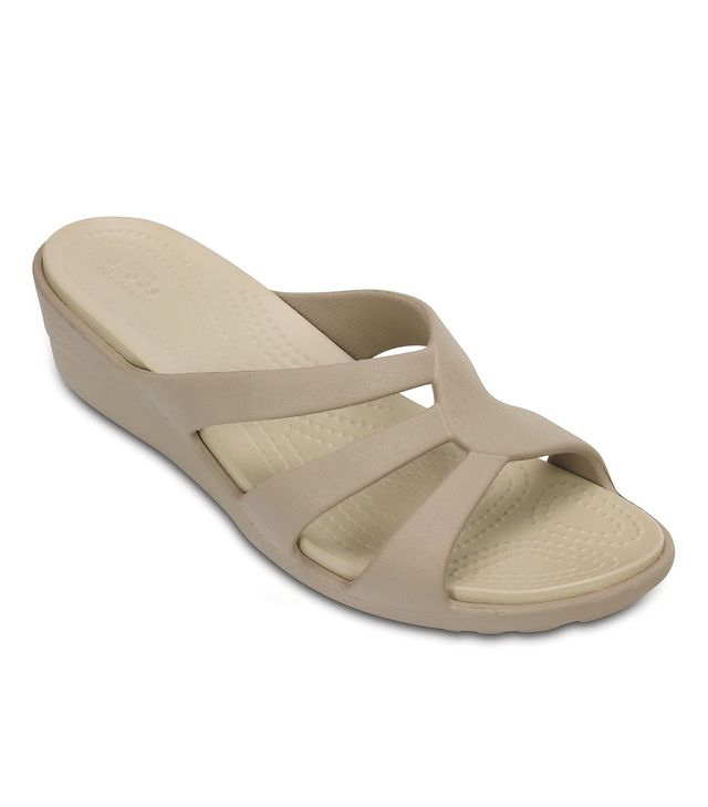 Crocs Sanrah Strappy Wedges