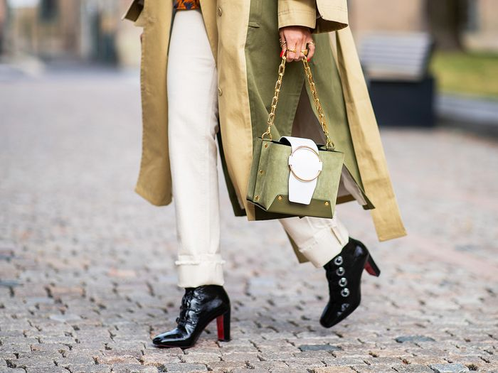 Ankle-boot outfit